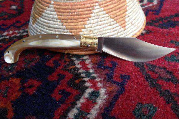 Sardische Handwerksmesser- ARBURESA STYLE SCABBARD